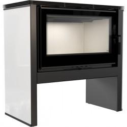 Arke 12 N szklane panele  białe - KRATKI